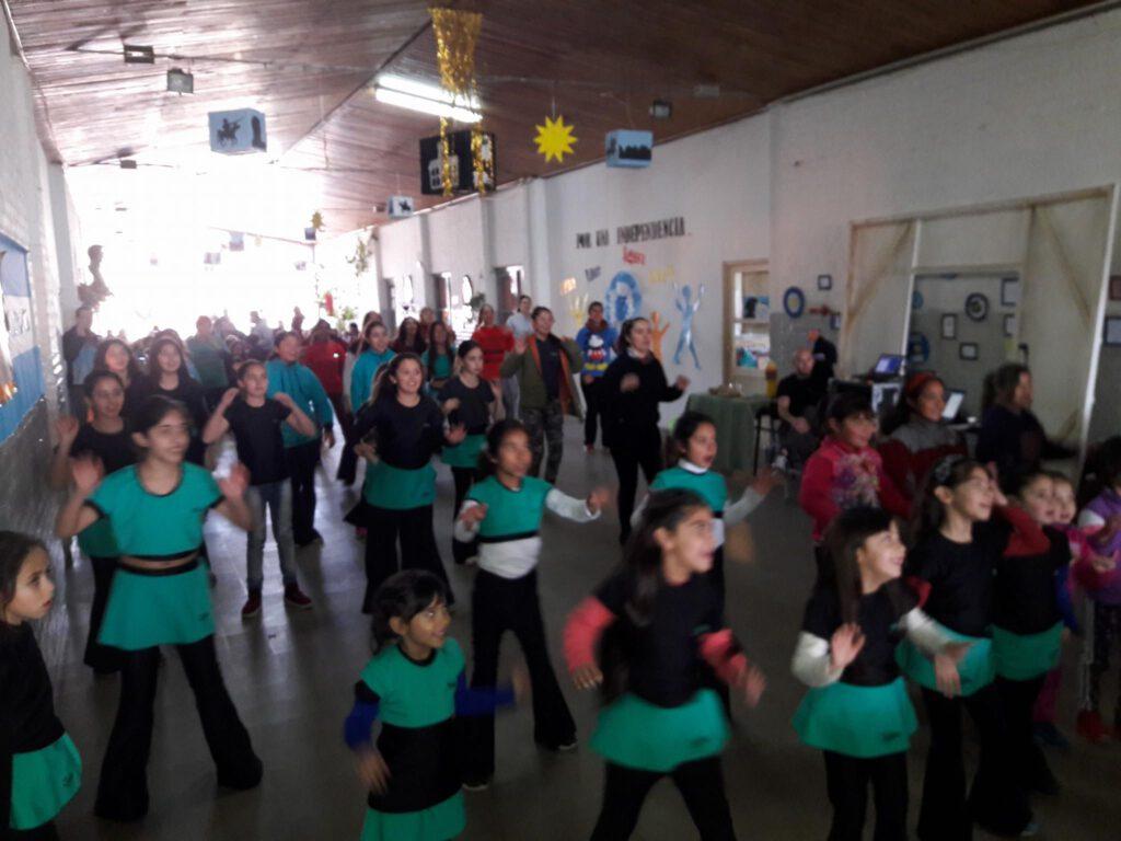 Seminarios y Talleres de Bollywood Dance en San Carlos