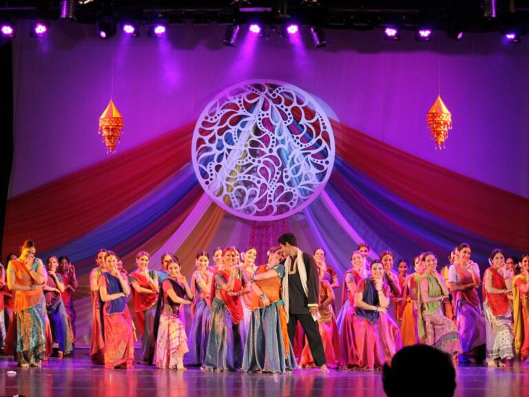 Show realizado en San Juan